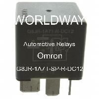 G8JR-1A7T-SP-R-DC12 - Omron Electronics Inc-EMC Div - Automotive Relays