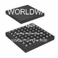 S29GL01GP11FFIR20 - Cypress Semiconductor