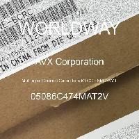 05086C474MAT2V - AVX Corporation - Condensateurs céramique multicouches MLCC - S