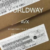 05086C474MAT2A - AVX Corporation - Multilayer Ceramic Capacitors MLCC - SMD/SMT