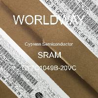 CY7C1049B-20VC - Cypress Semiconductor - SRAM