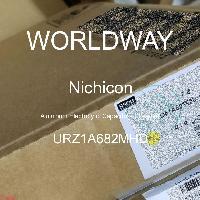 URZ1A682MHD - Nichicon - Kapasitor Elektrolit Aluminium - Bertimbel