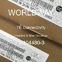 1-104480-3 - TE Connectivity Ltd - Headers & Wire Housings