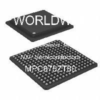MPC875ZT80 - NXP Semiconductors