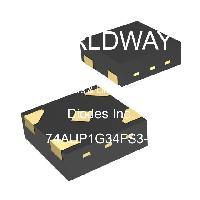 74AUP1G34FS3-7 - Zetex / Diodes Inc