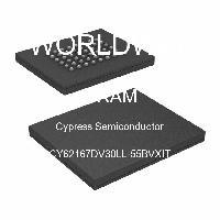 CY62167DV30LL-55BVXIT - Cypress Semiconductor