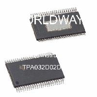 TPA032D02DCAR - Texas Instruments - 전자 부품 IC
