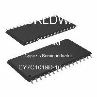 CY7C1019D-10ZSXIT - Cypress Semiconductor - SRAM
