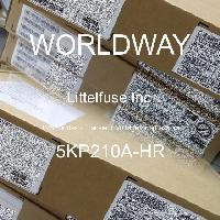 5KP210A-HR - Littelfuse - Diodos TVS - Supressores de Voltagem Transien