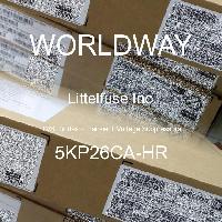 5KP26CA-HR - Littelfuse - Diodos TVS - Supresores de voltaje transitori