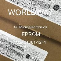 M27C1001-12F1 - STMicroelectronics - EPROM