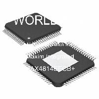 MAX4814EECB+ - Maxim Integrated