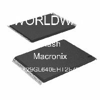 MX29GL640EHT2I-70G - Macronix International Co Ltd