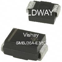 SMBJ36A-E3/52 - Vishay Intertechnologies
