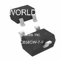 BC858CW-7-F - Zetex / Diodes Inc