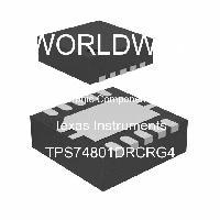 TPS74801DRCRG4 - Texas Instruments - 電子部品IC