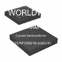 CYDM128B16-55BVXI - Cypress Semiconductor - SRAM