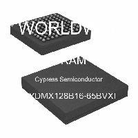 CYDMX128B16-65BVXI - Cypress Semiconductor