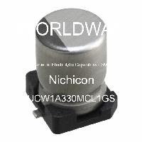 UCW1A330MCL1GS - Nichicon - Aluminum Electrolytic Capacitors - SMD