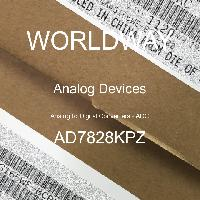 AD7828KPZ - Analog Devices Inc - Convertitori da analogico a digitale - ADC