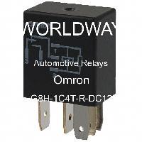 G8H-1C4T-R-DC12 - Omron Electronics Inc-EMC Div - Automotive Relays