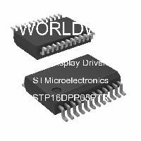 STP16DPP05PTR - STMicroelectronics - LED 디스플레이 드라이버