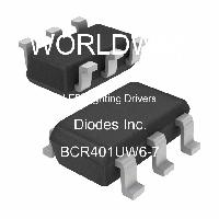 BCR401UW6-7 - Diodes Incorporated