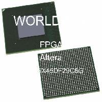 EP2AGX45DF29C6G - Intel Corporation