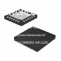 CY7C68003-24LQXI - Cypress Semiconductor - USB 인터페이스 IC