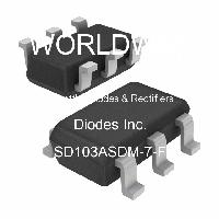 SD103ASDM-7-F - Zetex / Diodes Inc
