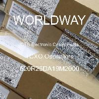 520R25DA19M2000 - CTS Electronic Components - Osilator TCXO