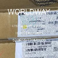 520R15IT20M0000 - CTS Electronic Components - Osilator TCXO