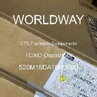 520M15DA16M3690 - CTS Electronic Components - Osilator TCXO