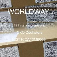 520T10CA13M0000 - CTS Electronic Components - Osilator TCXO