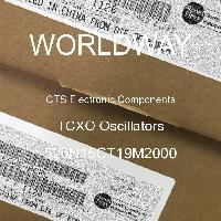520N15CT19M2000 - CTS Electronic Components - Osilator TCXO