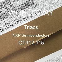 OT412,115 - NXP Semiconductors - Triacs