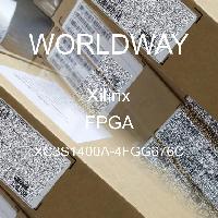 XC3S1400A-4FGG676C - Xilinx - FPGA(Field-Programmable Gate Array)