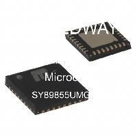 SY89855UMG-TR - Microchip Technology Inc - Encoders, Decoders, Multiplexers & Demultiple