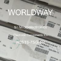 ACST6-7SG-TR - STMicroelectronics - Electronic Components ICs