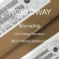 MCP1825S-2502E/DB - Microchip Technology Inc - LDO Voltage Regulators