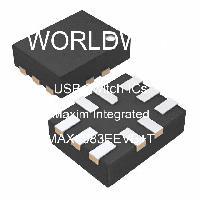 MAX4983EEVB+T - Maxim Integrated Products