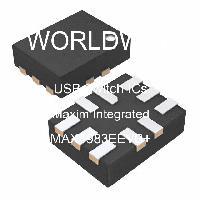 MAX4983EEVB+ - Maxim Integrated Products