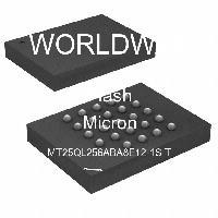 MT25QL256ABA8E12-1SIT - Micron Technology Inc
