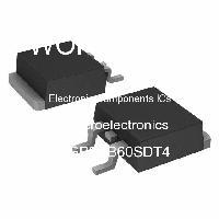 STGB3NB60SDT4 - STMicroelectronics - Electronic Components ICs