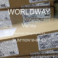 SUM110N10-09-E3 - Vishay Intertechnologies - 전자 부품 IC