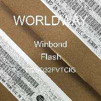 W25Q32FVTCIG - Winbond Electronics Corp - Flash
