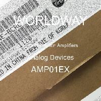 AMP01EX - Analog Devices Inc - 계측 증폭기