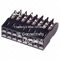 5-102398-6 - TE Connectivity - Headers & Wire Housings