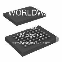 SST39VF6401B-70-4C-B1KE - Microchip Technology Inc