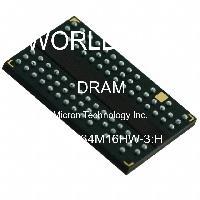 MT47H64M16HW-3:H - Micron Technology Inc